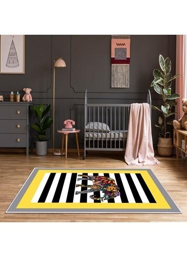 Kozzy Home Halı Renkli